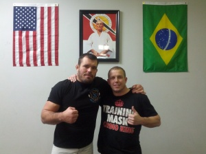 Dean Lister and I