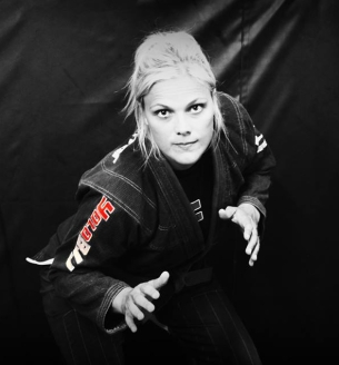 Elizabeth Juracka, Purple, Legacy Martial Arts and Fitness. Jackson, MI