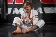Logan Griffin, Pure belt, Gracie Barra, Knoxville, TN