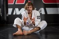 Logan Griffin, Pure belt, Gracie Barra, Knoxville, TN
