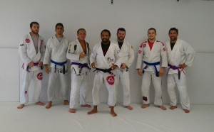 Training with Samuel Braga ad Crew
