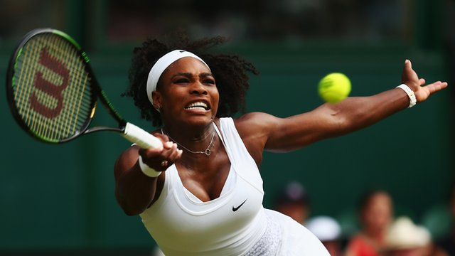 Serena won Wimbledon this year: How long would she last with Gabbi?