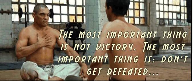 Rickson said it best....
