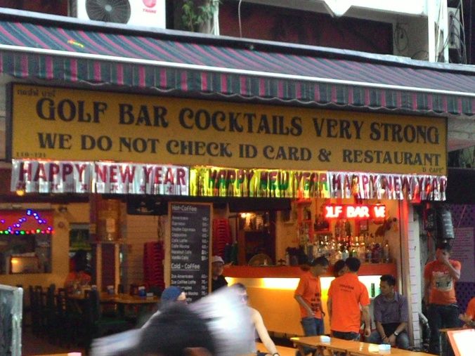 Pretty sweet deal for those underage backpackers out there in Thailand :-)