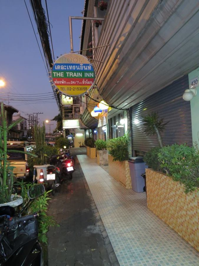 My Guesthouse in Bangkok!