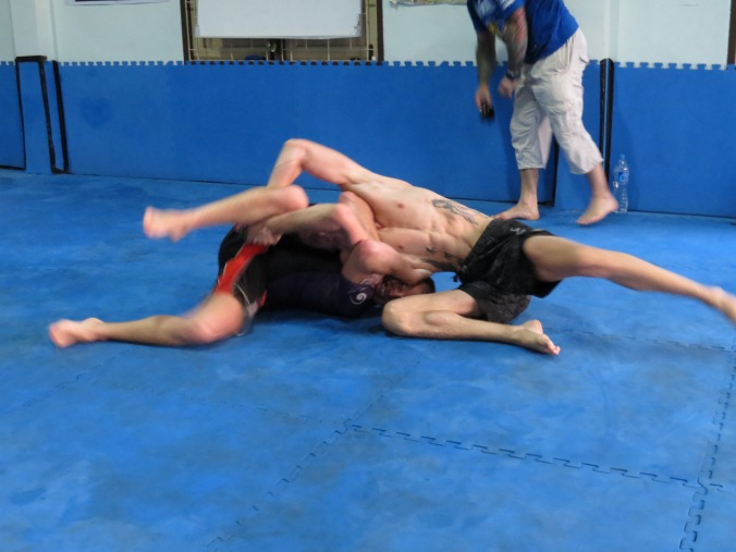 I decided to have a try at the Anaconda choke....didn't work :-(