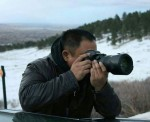 Calimbas - Hiding behind the lens as usual!