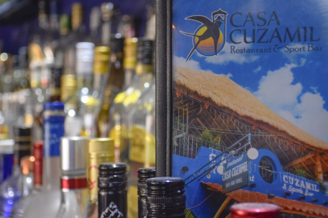 """One of my personal favorites...Casa Cuzamil will host our """"welcome"""" and """"farewell"""" dinners."""