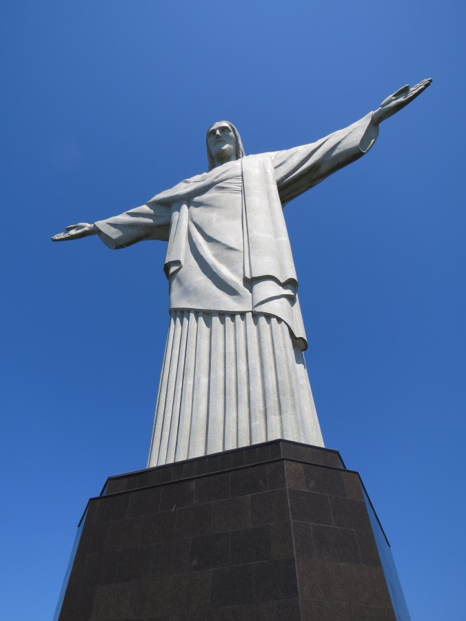 Christ the Redeemer is so iconic that it needs no introduction.
