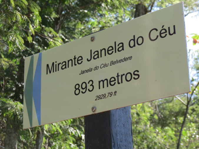 A lot of the Mirantes are clearly marked...but not all.