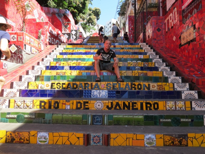 And, of course, be sure to check out the Escadaria de Celaron!